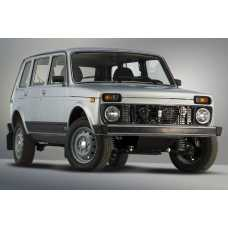 LADA NIVA - Modifications and export