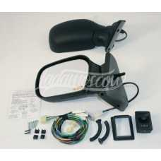 Electric Anti-Glare Side Mirrors With Warming LADA 2121 21214 NIVA 4x4