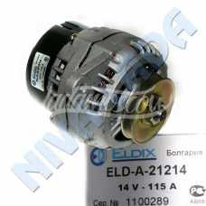 Power 115A Alternator LADA 21214 NIVA 4x4