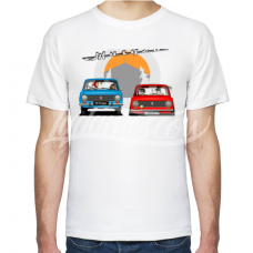 """""""Continuity of Generations"""" LADA Moscow T-Shirt Soviet"""
