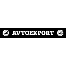 AVTOEXPORT Windshield Sun Visor Sticker Banner Black LADA 2101-2107