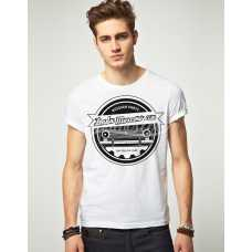LADA Moscow T-Shirt White