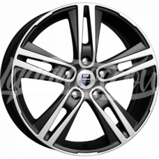 ALL NIVA 5x139.7 6.5 R17 DIA98 ET40 Alloy Wheel Disc Rim LADA 2121 URBAN 4x4Dark
