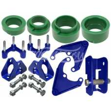For Upper Ball Joints Lada Niva Front Suspension Spacers Lift Kit 20mm Tuning
