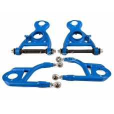 """""""Drift Tech"""" Heim Joint +130mm Track Triangle Suspension Arms Set LADA 2101-2107"""