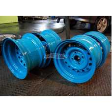 Manufacturing Of Wide Sport Steel Wheels